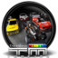 64x64px size png icon of Trackmania United Forever 1