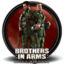 64x64px size png icon of Brothers in Arms Hells Highway new 10