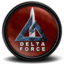 64x64px size png icon of Delta Force 1