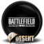 64x64px size png icon of Battlefield 1942 Desert Combat 7