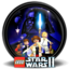 64x64px size png icon of LEGO Star Wars II 3