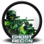 64x64px size png icon of Ghost Recon 1
