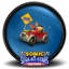 64x64px size png icon of Sonic SEGA All Stars Racing 2