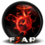 64x64px size png icon of Fear3 2