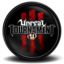 64x64px size png icon of Unreal Tournament III logo 1
