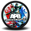 64x64px size png icon of All Points Bulletin 6