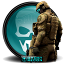 64x64px size png icon of Ghost Recon Future Soldier 3