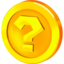 64x64px size png icon of Question Coin