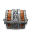 64x64px size png icon of Solid Iron Chest