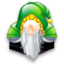 64x64px size png icon of Warcraft Elf Hero