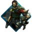 64x64px size png icon of bionic commando