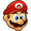 64x64px size png icon of Mario