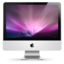 64x64px size png icon of iMac 24 ON