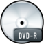 64x64px size png icon of File DVD R