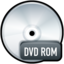 64x64px size png icon of File DVD ROM