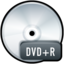 64x64px size png icon of File DVD+R