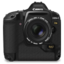 64x64px size png icon of Canon EOS 1 Mark2 128