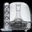 64x64px size png icon of Harman Kardon SoundSticks II Speakers