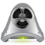 64x64px size png icon of JBL Creature II mini silver