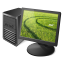 64x64px size png icon of Desktop Acer