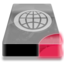 64x64px size png icon of Drive 3 br network webdav