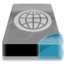 64x64px size png icon of Drive 3 cb network webdav
