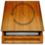 64x64px size png icon of TimeMachineWood