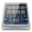 64x64px size png icon of solid state drive