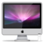 64x64px size png icon of iMac Al Aurora PNG
