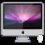 64x64px size png icon of iMac Al Aurora