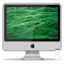 64x64px size png icon of iMac Al Grass PNG