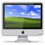 64x64px size png icon of iMac Al Windows PNG