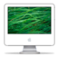 64x64px size png icon of iMac G5 Grass PNG