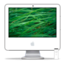 64x64px size png icon of iMac iSight Grass PNG