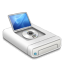 64x64px size png icon of dvd drive alternative 2