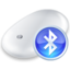 64x64px size png icon of Mouse Blue