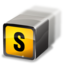 64x64px size png icon of animation track active