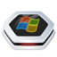 64x64px size png icon of Drive Windows