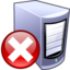 64x64px size png icon of Desable server