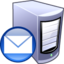 64x64px size png icon of Email server