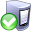 64x64px size png icon of Enable server