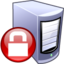 64x64px size png icon of Lock server
