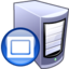 64x64px size png icon of Proxy server