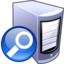 64x64px size png icon of Search server