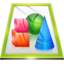 64x64px size png icon of Files Picture File