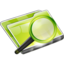 64x64px size png icon of Search Search Folder
