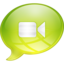64x64px size png icon of Software iChat