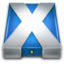 64x64px size png icon of metblue2