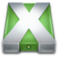 64x64px size png icon of verde