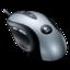 64x64px size png icon of Logitech Mouseman Optical MX 500